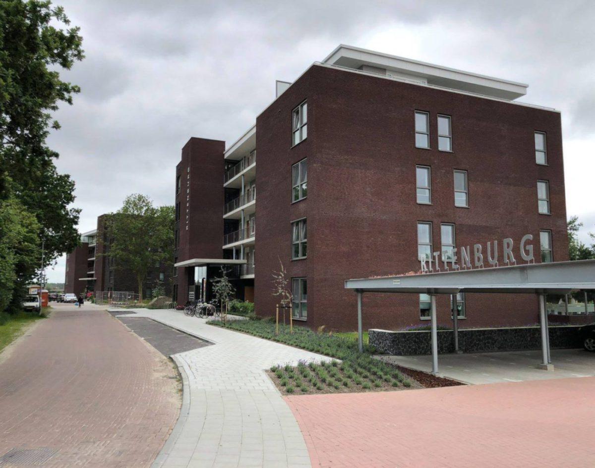 36 Appartementen Rittenburg Middelburg
