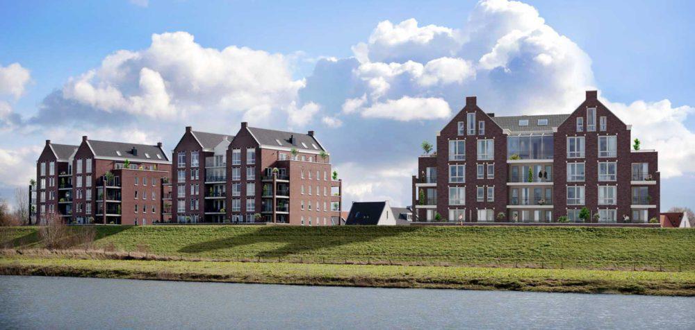 12 Appartementen De Horst Druten