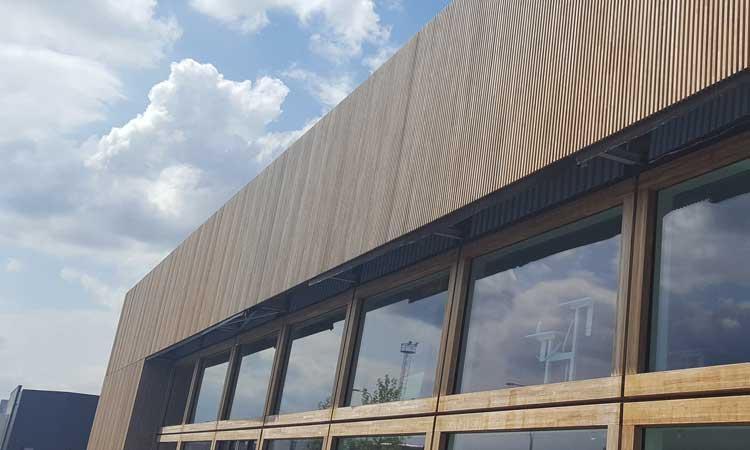 WEBO blikt terug op duurzame verbouwing kantoorpand