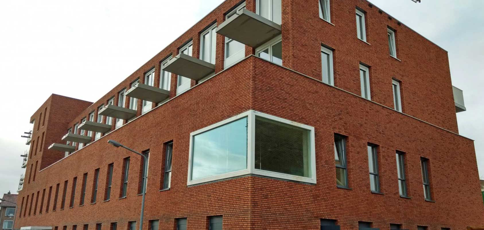 26 Apartments and Zorgplint at Hilversum