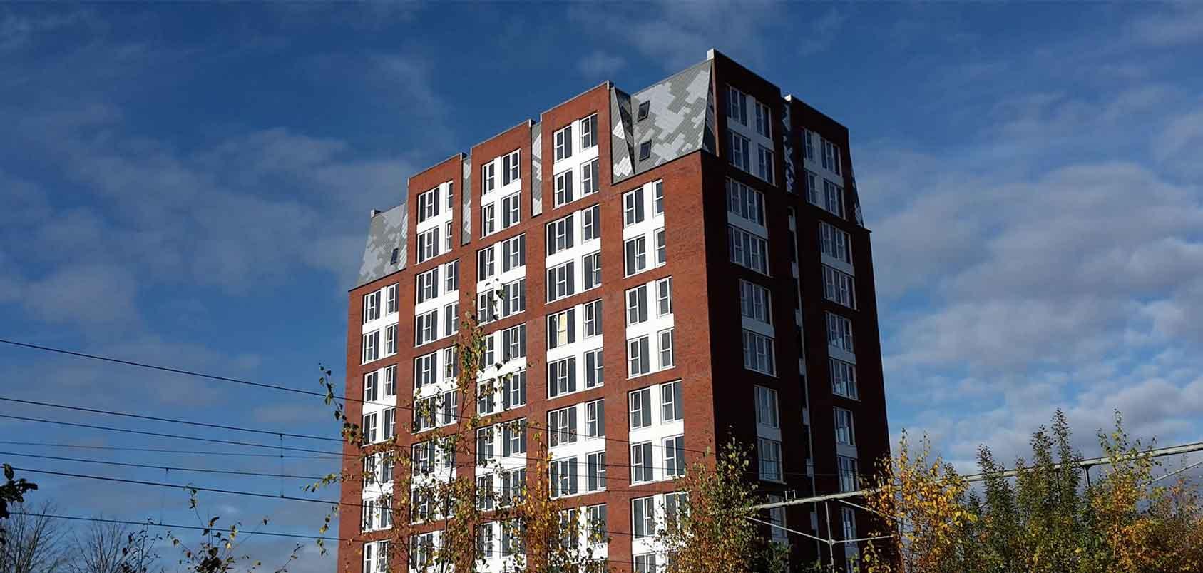112 appartementen Verleyding Leiden