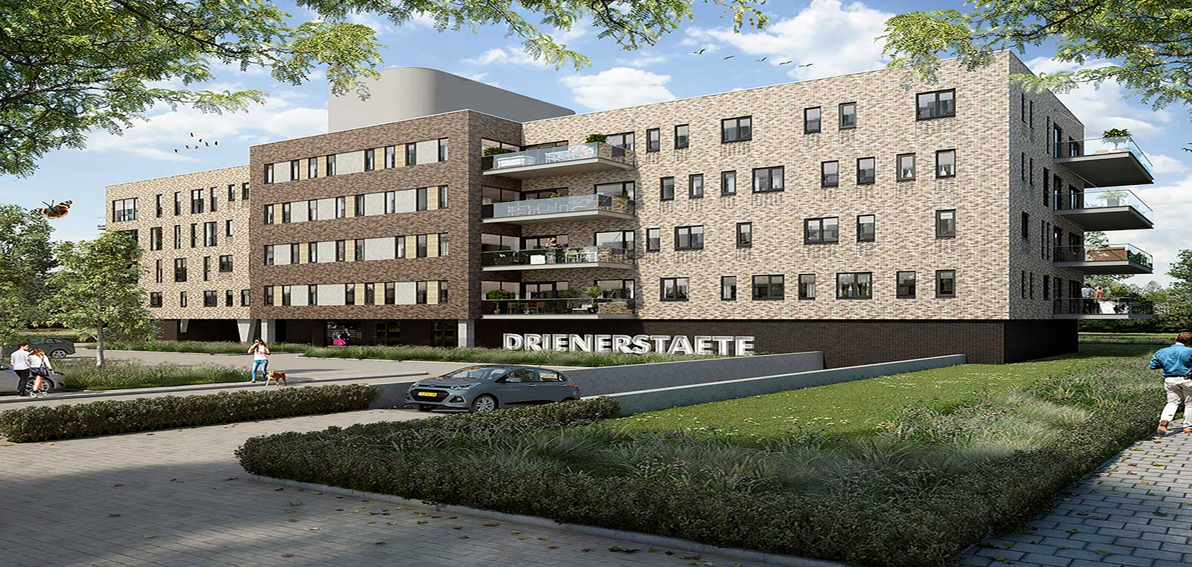 29 Apartments Drienerstaete Hengelo