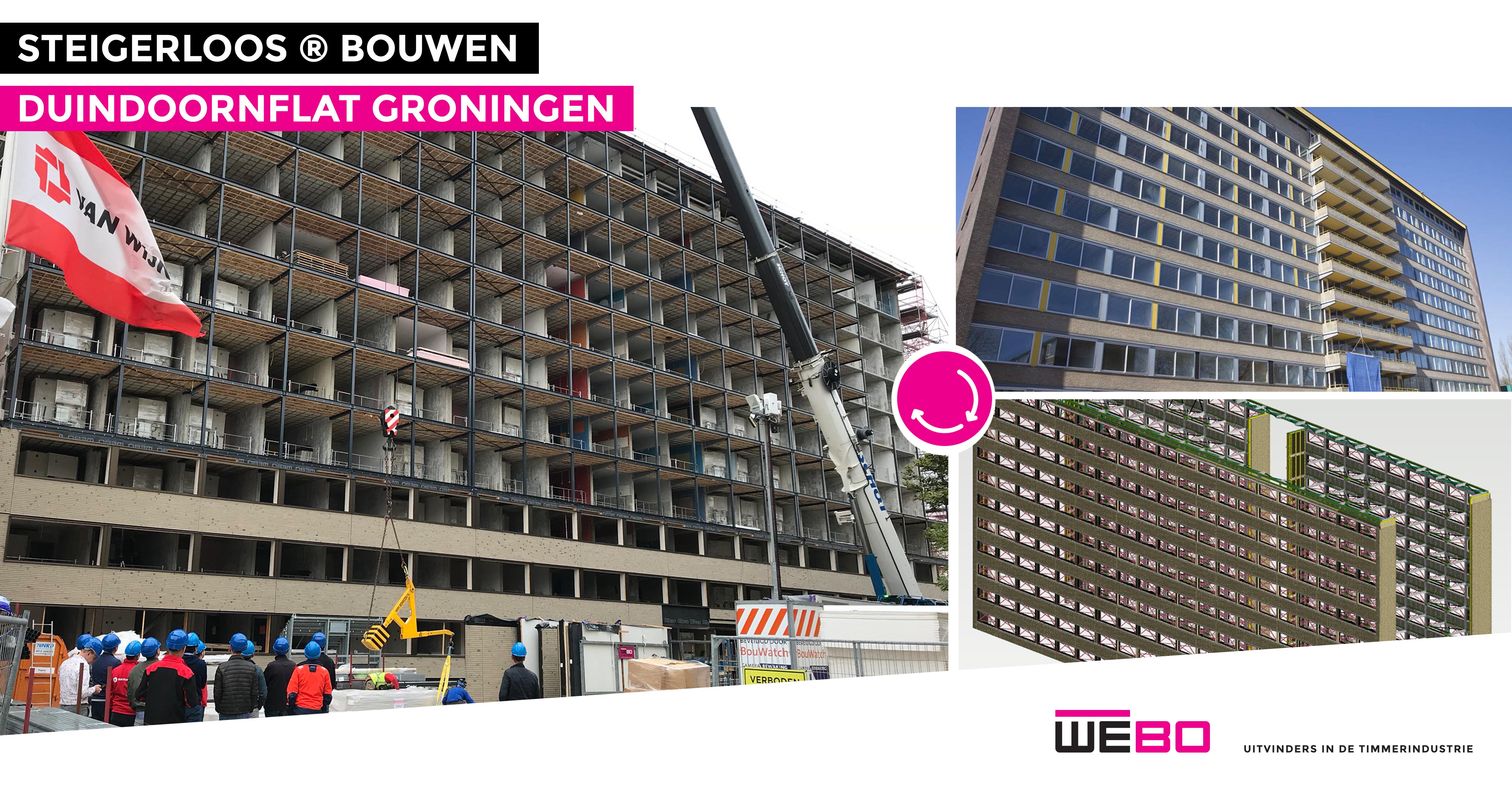 Duindoornflat Groningen