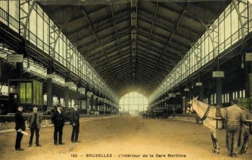 Historie Gare Maritime