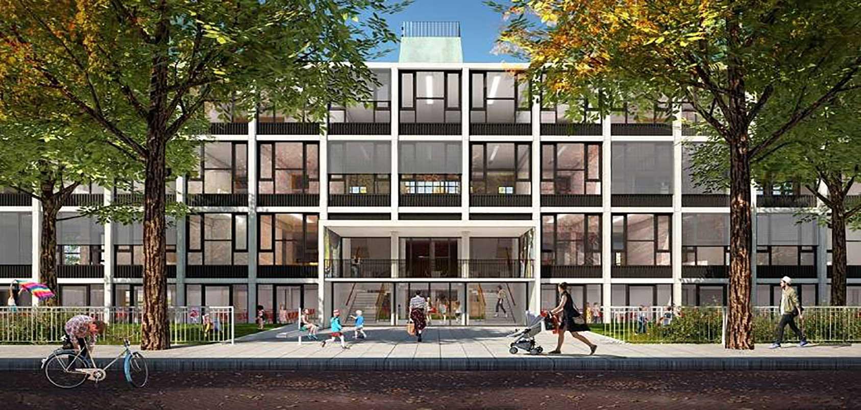 Denise School te Amsterdam
