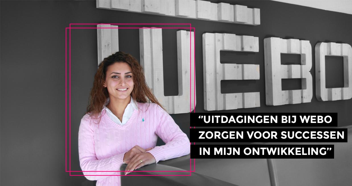 Maak kennis met Dalida, onze HR-stagiaire