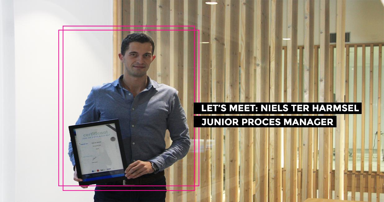 Let's meet: Niels ter Harmsel