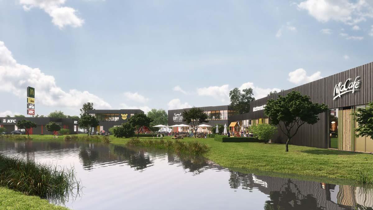 Foodpark 't Harnasch Delft