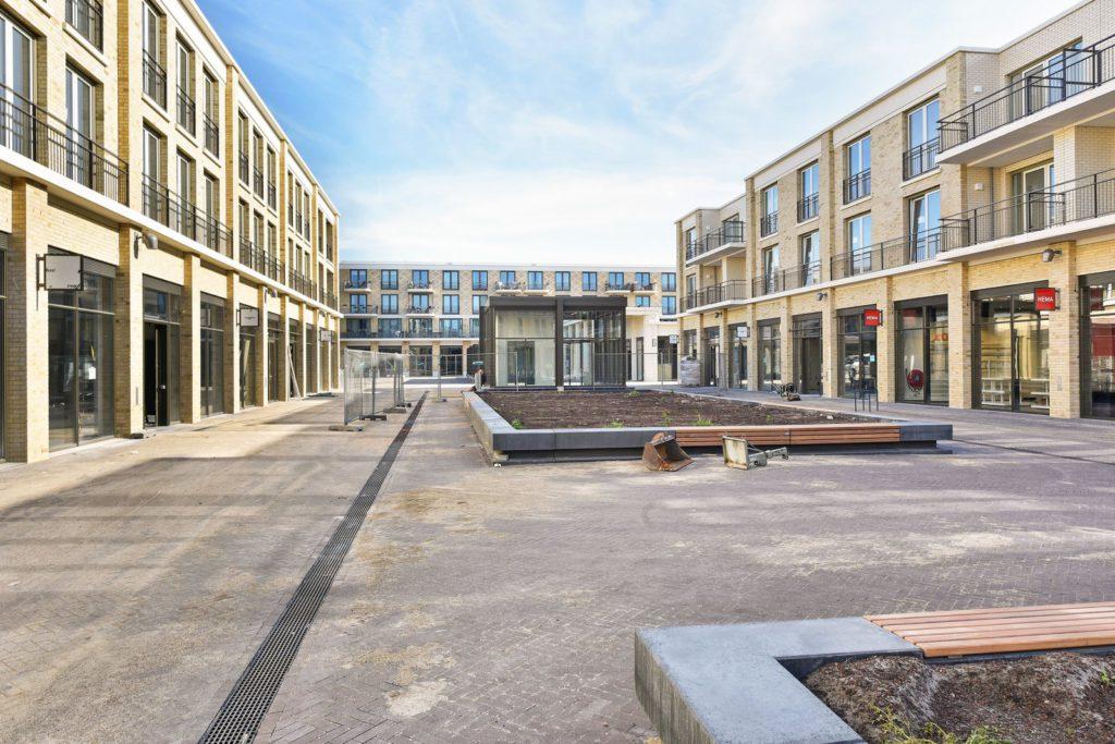 60 Appartements en Com. Spaces Anklaar Apeldoorn
