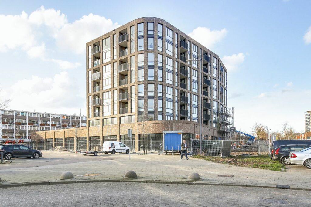 51 Appartementen Asterlo Rotterdam