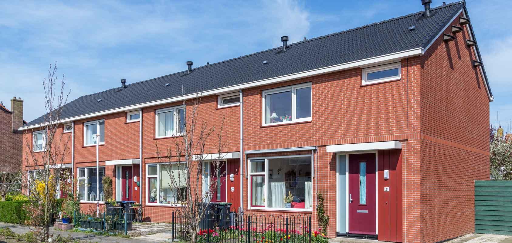 17 Woningen Maasdelta Nieuwenhoorn