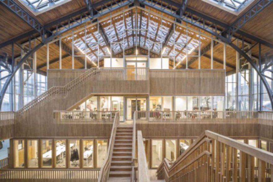 De keuze van ontwerpers bij Gare Maritime Brussel en Stadhuiskwartier Deventer