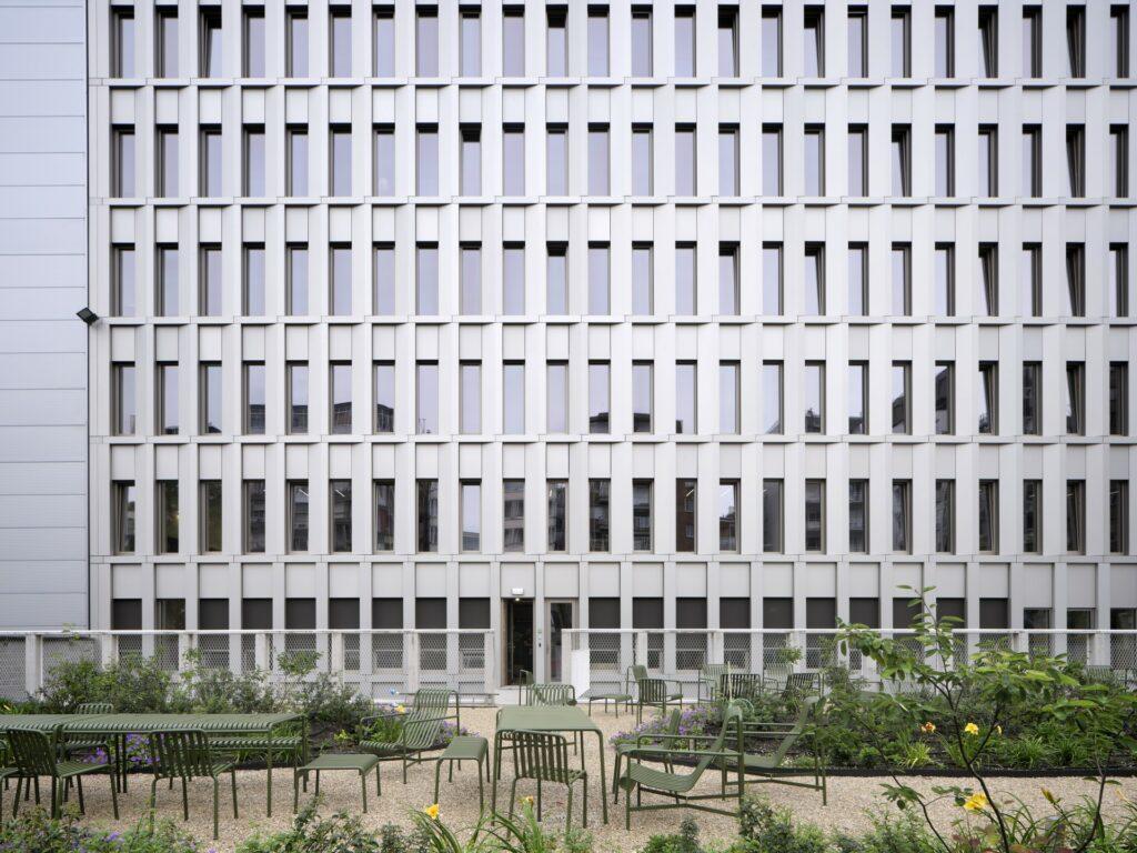 Kantoorgebouw Stedelijk Onderwijs Antwerpen