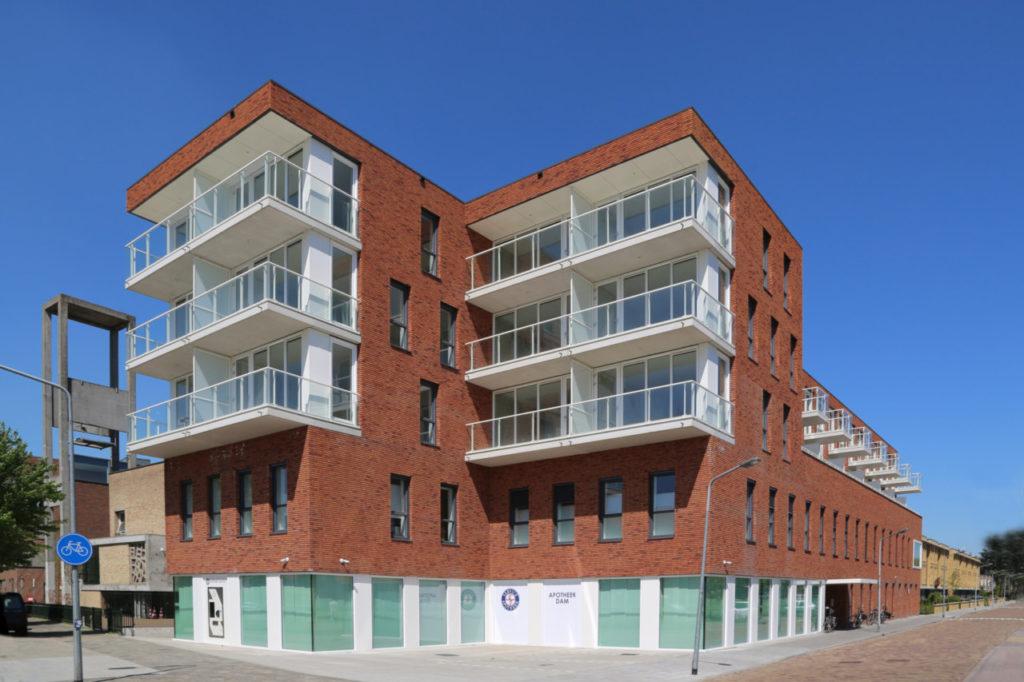 26 Appartementen en Zorgplint Hilversum