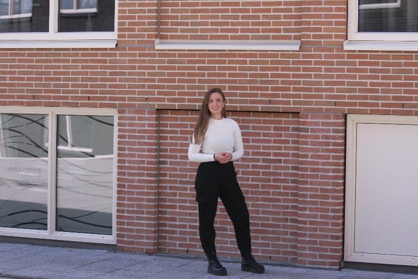Let's meet: Naomi ter Haar, onze Bedrijfskunde MER afstudeerder