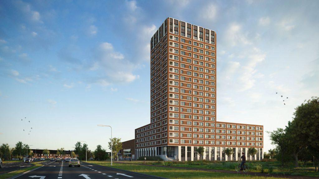 Hofbadtoren Den Haag
